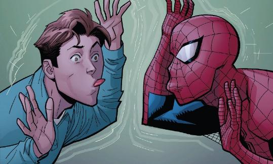 Объяснено: как Питер Паркер иЧеловек-паук могут раздельно существовать настраницах нового комикса?. - Изображение 2