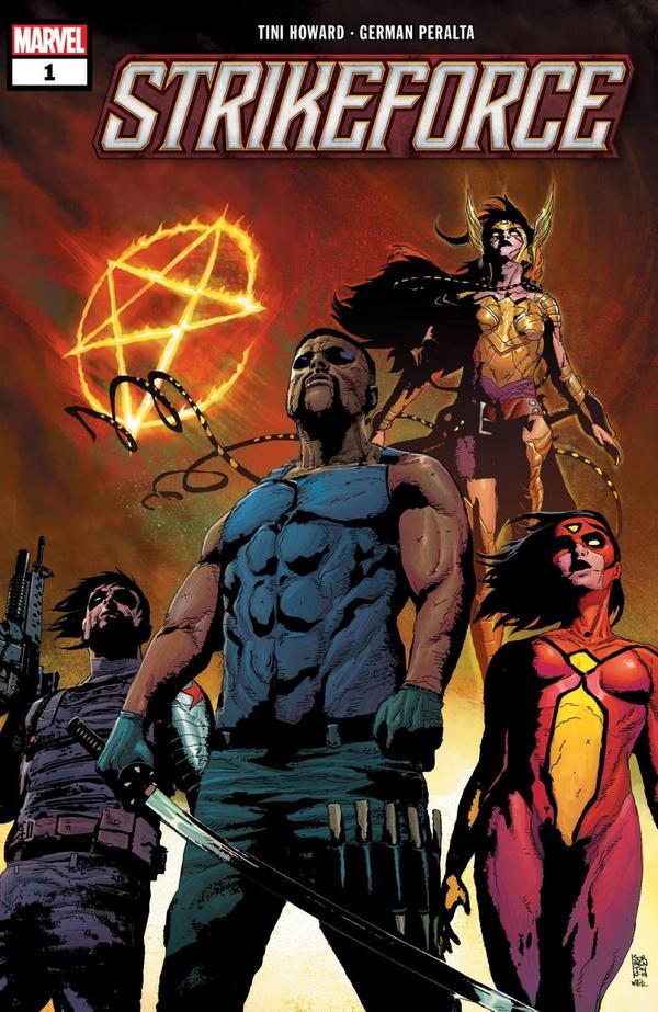 Вновой команде Marvel встретятся Зимний солдат, Блэйд, Женщина-паук исестра Тора | Канобу - Изображение 2