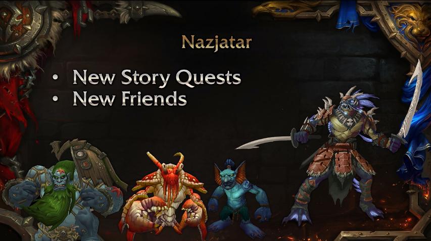 Новый кинематографический ролик Battle for Azeroth и дата выхода World of Warcraft: Classic   Канобу - Изображение 4