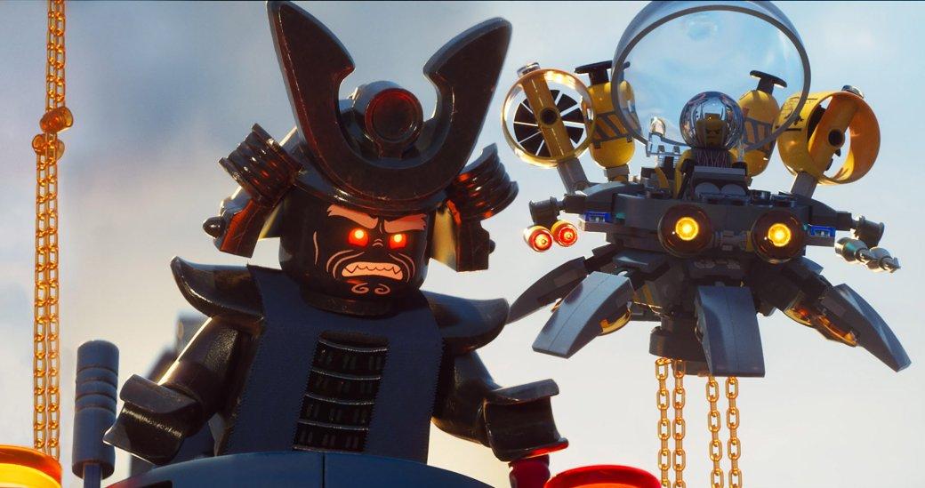 Рецензия на «Лего Ниндзяго Фильм» | Канобу - Изображение 3099
