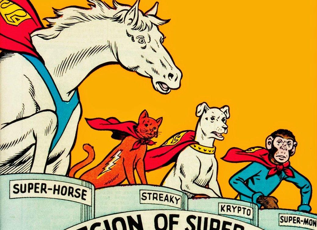 Тест Канобу: самые безумные факты о супергероях | Канобу - Изображение 2