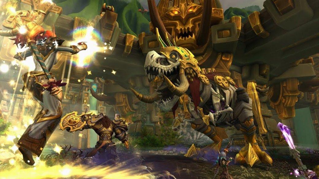 Пламя войны разгорается сильнее! В World of Warcraft: Battle for Azeroth вышло обновление 8.1 | Канобу - Изображение 1