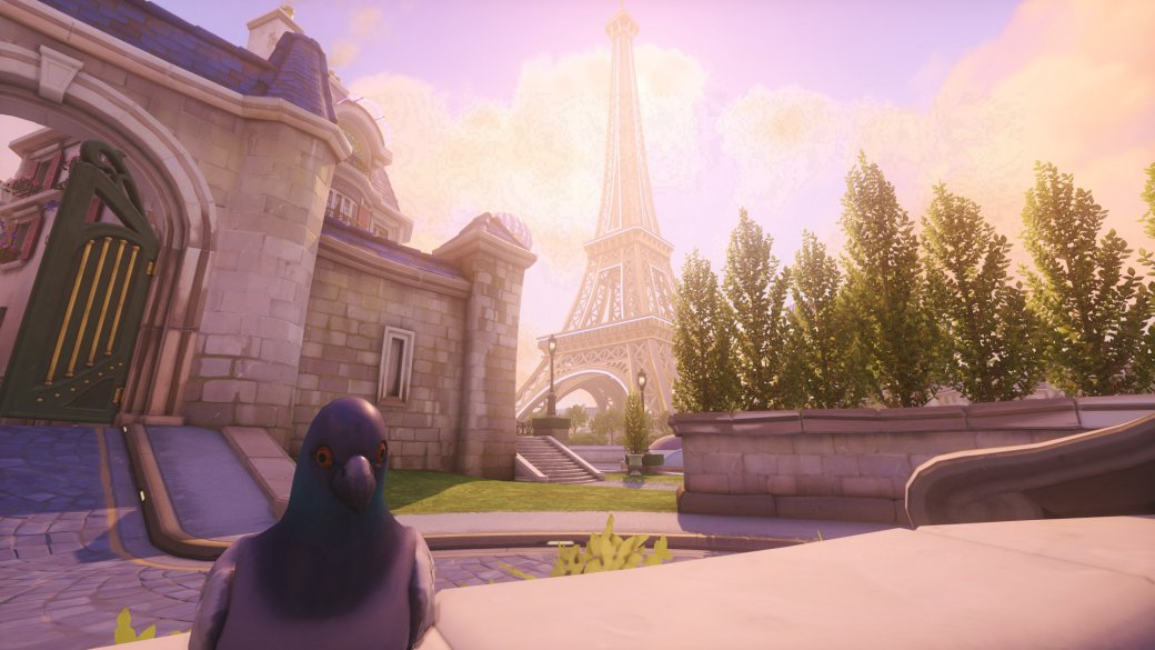 Blizzard добавила карту «Париж» на тестовые сервера Overwatch | Канобу - Изображение 1