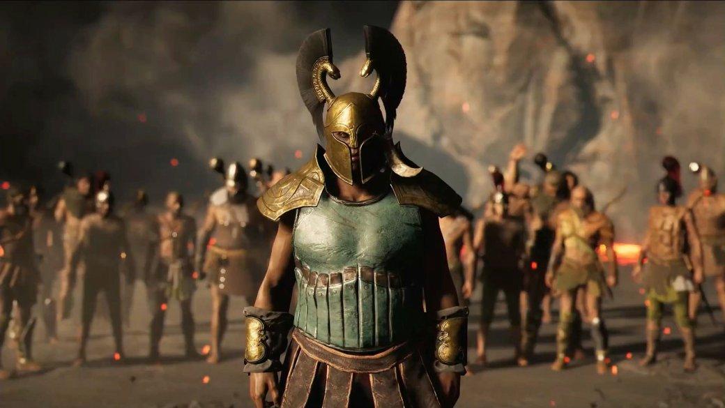 Новый ролик Assassin's Creed Odyssey объявляет месяц игры наGame Informer. Ждем тонны новостей. - Изображение 1