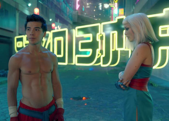 Луди Линь из «Черного зеркала» претендует на роль Лю Кана в фильме по Mortal Kombat