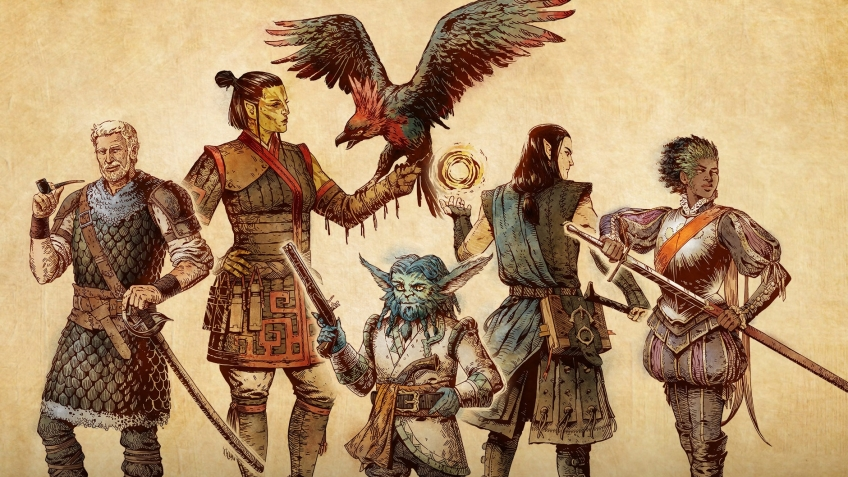 «Превосходит оригинал почти во всем»: критикам пришлась по душе Pillars of Eternity II: Deadfire. - Изображение 1