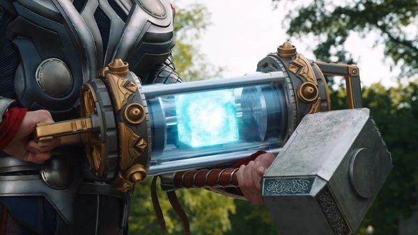 Как Камни Бесконечности вкиновселенной отличаются отсвоих аналогов изкомиксов Marvel. - Изображение 1
