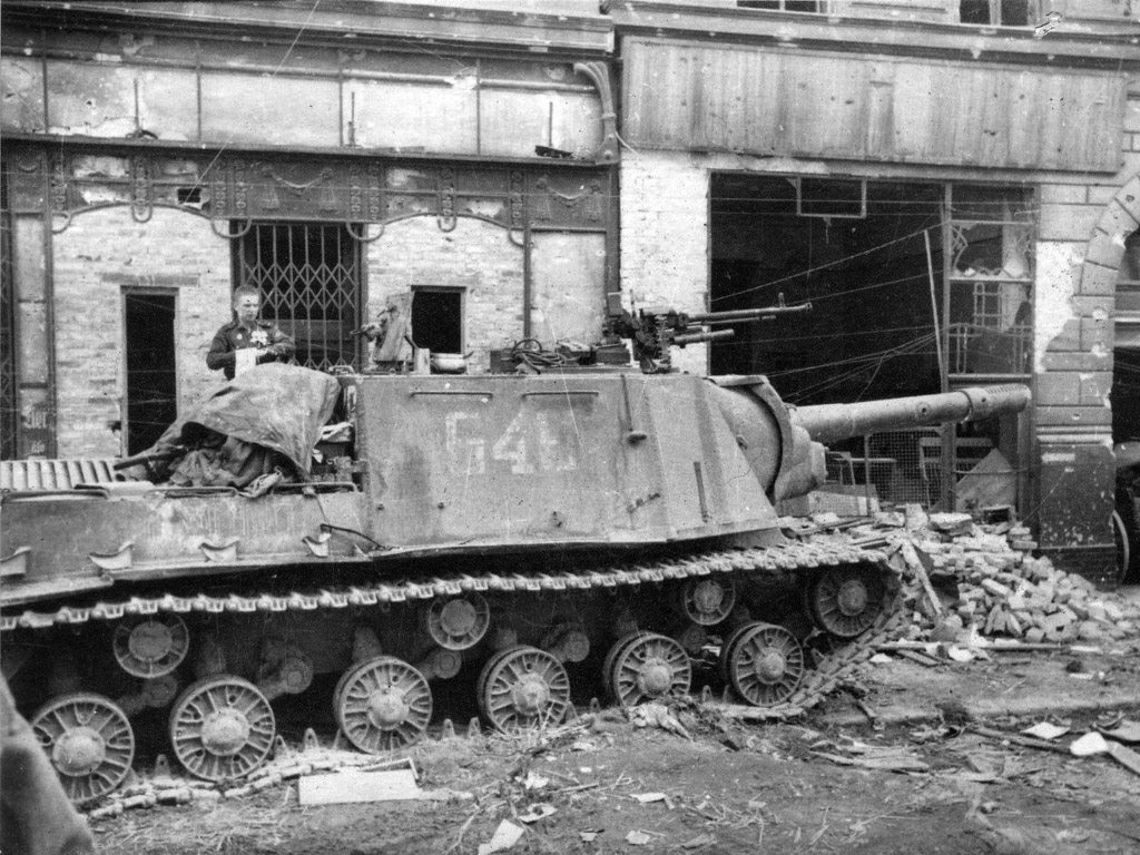 Танки и самоходные установки из World of Tanks, принимавшие участие в битве за Берлин | Канобу - Изображение 7823
