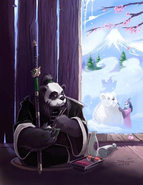 Интервью с разработчиками World of Warcraft: Mists of Pandaria | Канобу - Изображение 2