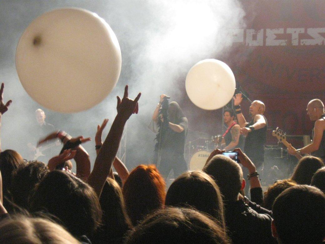 Poets of the Fall: Отчет о ростовском концерте. | Канобу - Изображение 3