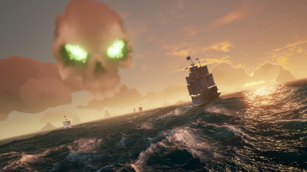 «Не тыкайте в меня своей подзорной трубой!» — из Sea of Thieves удалили забавный баг | Канобу - Изображение 4374