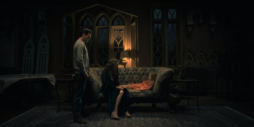 Рецензия нахоррор «Призраки дома нахолме»— самый страшный сериал года, который нужно смотреть