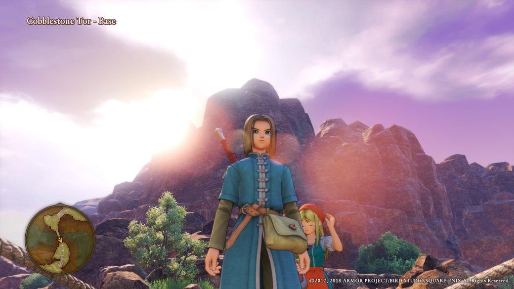 50 невероятно красочных скриншотов Dragon Quest XI | Канобу - Изображение 11518