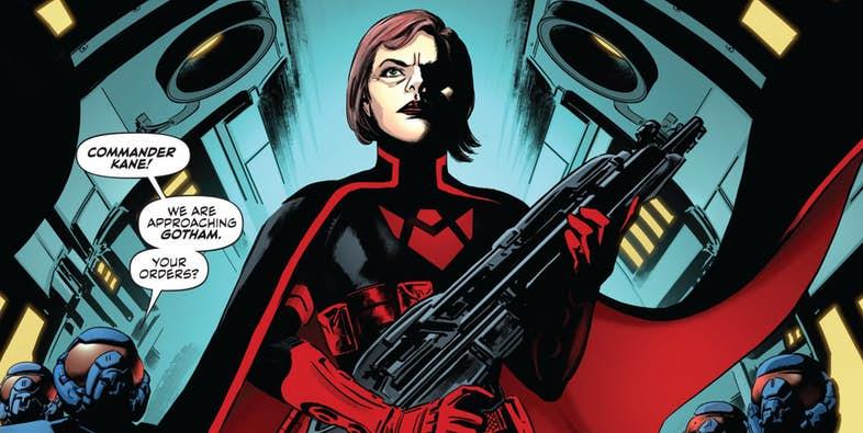 В DC Rebirth начинается новая глава в жизни Бэтвуман    Канобу - Изображение 7569