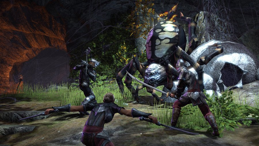 The Elder Scrolls Online для PS4 не потребует подписки на PS Plus  | Канобу - Изображение 2143