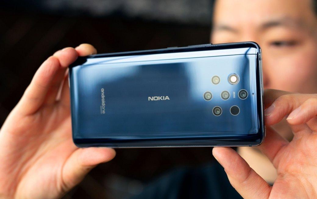 Пятикамерный флагман Nokia9 PureView представили официально   Канобу - Изображение 3715