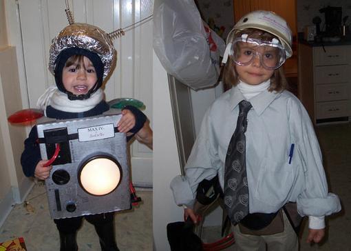 Гик-костюмчики для детей   Канобу - Изображение 869