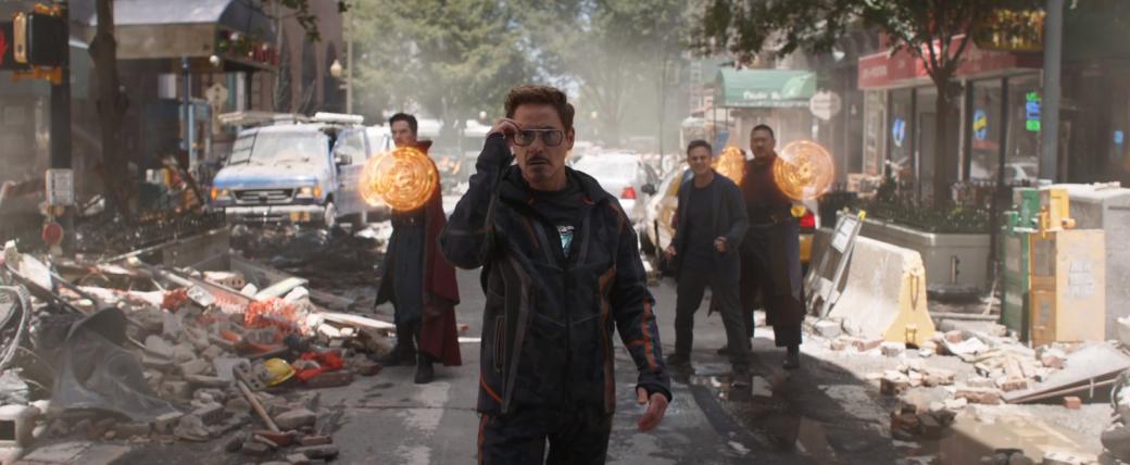 Начало конца: разбор первого трейлера фильма «Мстители: Война Бесконечности»   Канобу - Изображение 10635