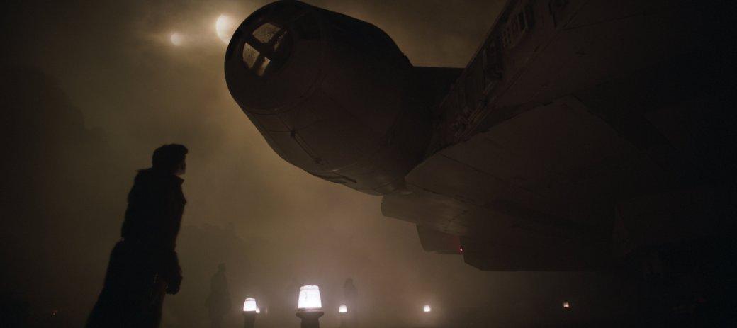 Рецензия на«Хана Соло: Звездные Войны. Истории» | Канобу - Изображение 6024