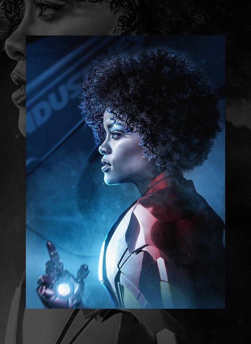 Как бы выглядели знаменитости в виде супергероев, часть 3 | Канобу - Изображение 7342