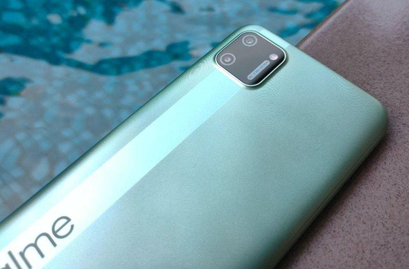 Анонс Realme C11: долгоиграющий смартфон за 7000 рублей