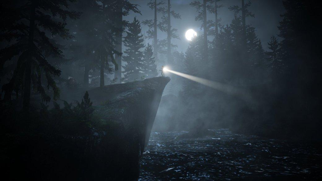 Обзор Alan Wake - рецензия на игру Alan Wake | Рецензии | Канобу