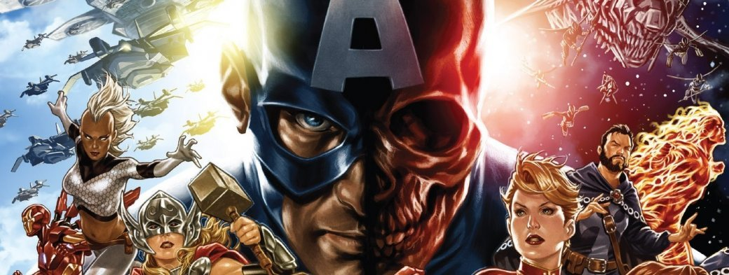 Secret Empire: Почему сюжет онацисте Капитане Америка неудался