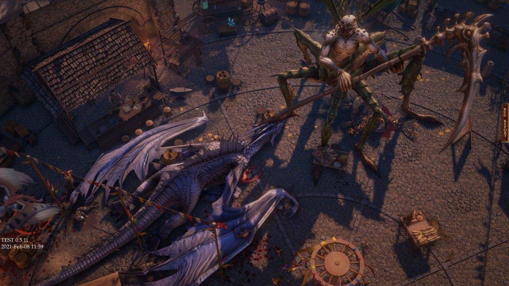 Обзор бетыPathfinder: Wrath ofthe Righteous(2021) — кандидат налучшую RPG года | Канобу - Изображение 2962