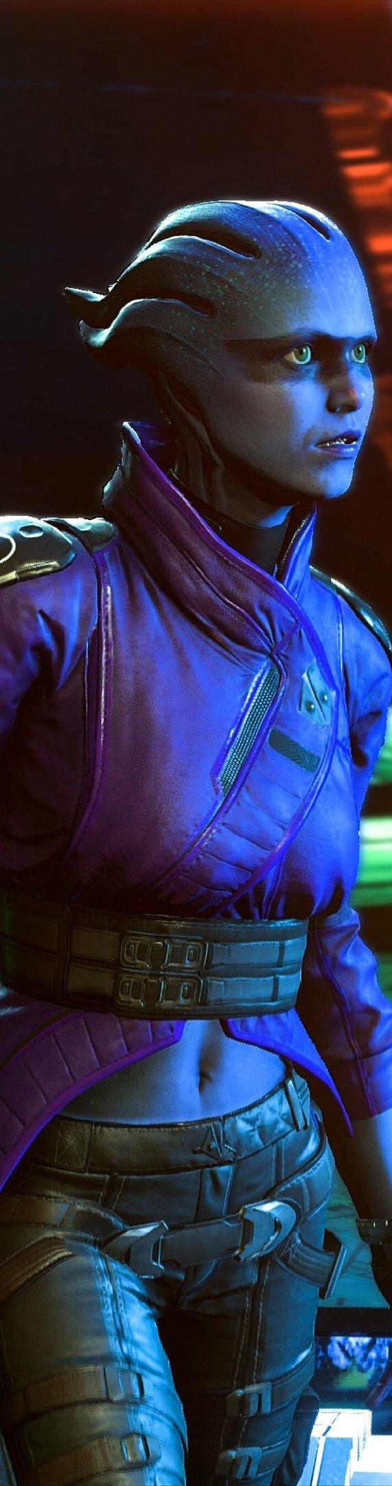 Круглый стол. Зачто мылюбим иненавидим Mass Effect: Andromeda. - Изображение 2
