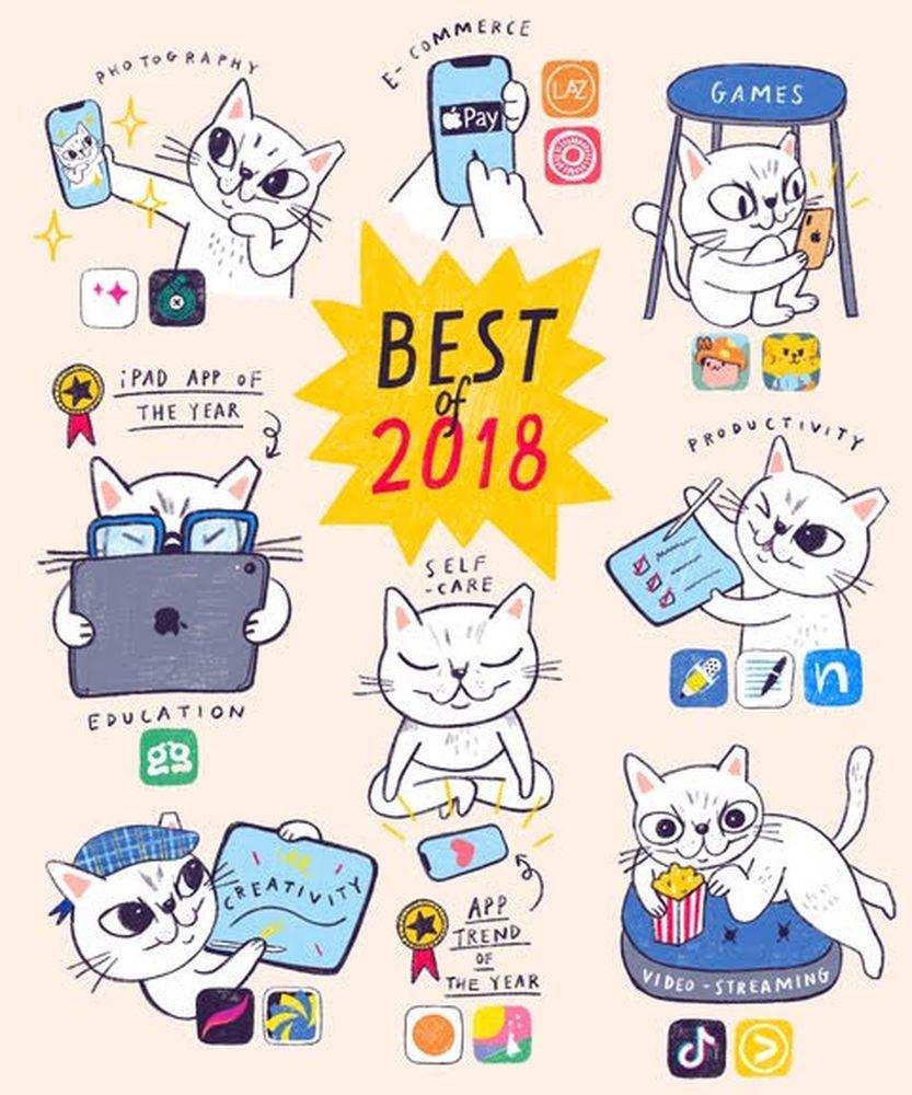 Какие игры и приложения оказались самыми популярными в App Store в 2018 году? | Канобу - Изображение 2