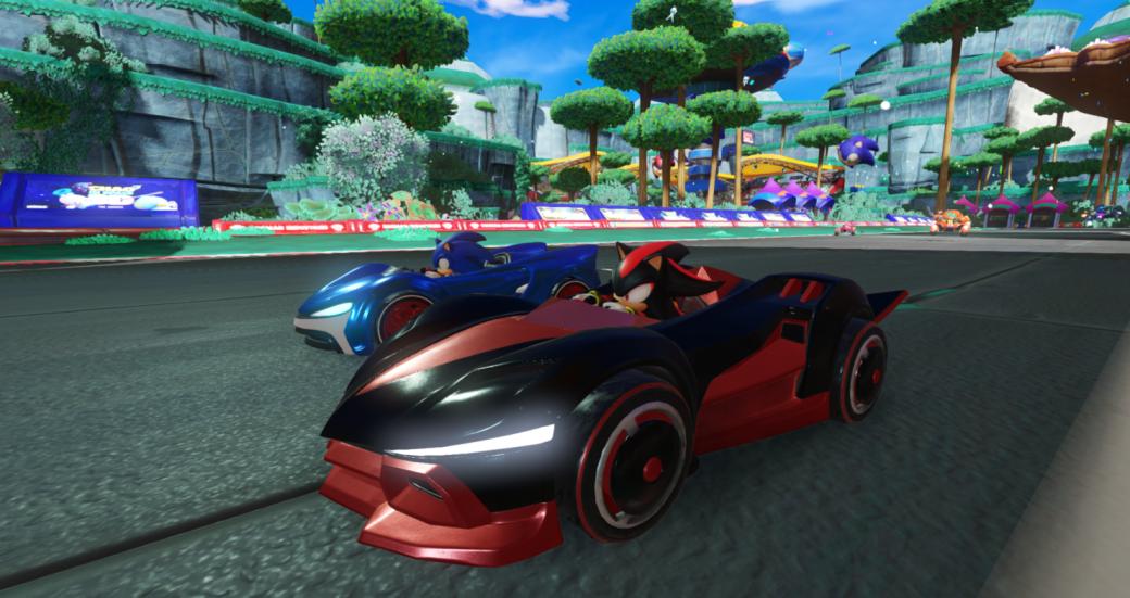 Веселые гонки с синим ежом возвращаются! Team Sonic Racing официально анонсирована | Канобу - Изображение 0