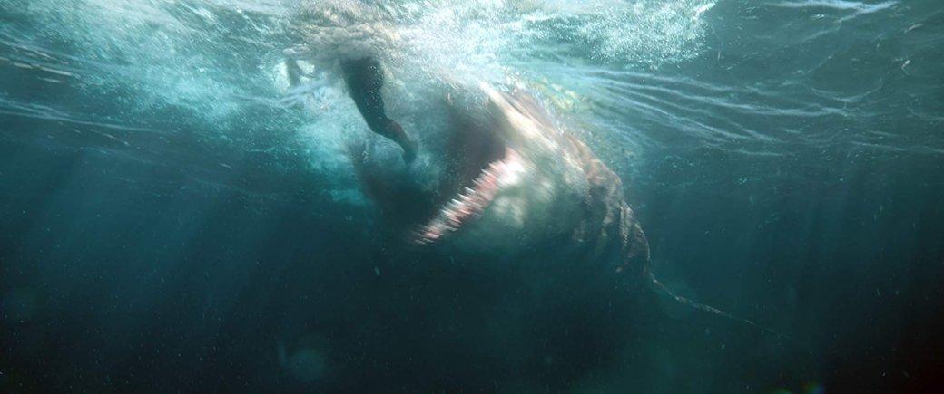 «Мег: Монстр глубины» соСтэйтемом стартовала лучше всех прогнозов. Ждем сиквел? | Канобу - Изображение 3312