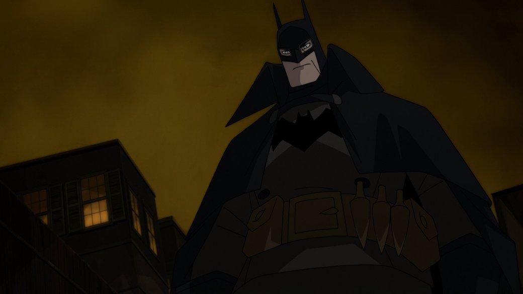 Полнометражные мультфильмы DC - лучшие анимационные фильмы про супергероев по комиксам DC Comics | Канобу - Изображение 2563