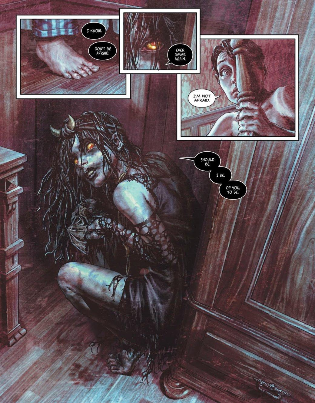 Batman: Damned— как Темный рыцарь иДжон Константин убийство Джокера расследовали | Канобу - Изображение 3