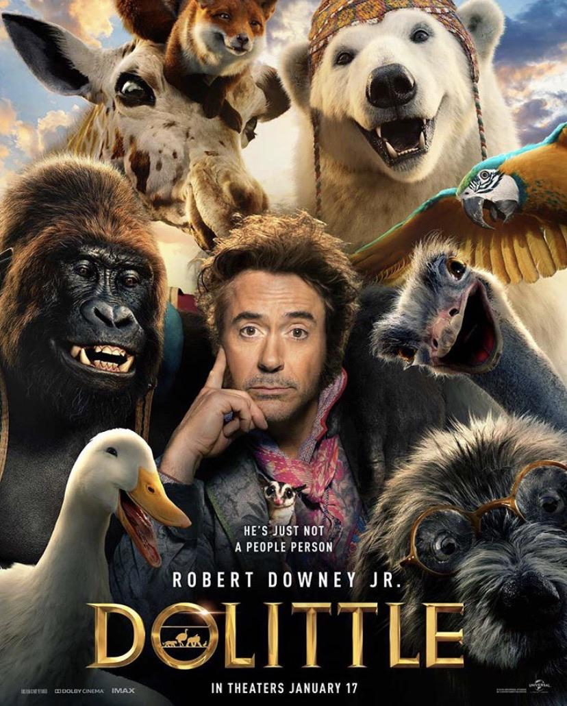 Роберт Дауни-младший —лучший друг зверей втрейлере «Доктора Дулиттла» | Канобу - Изображение 0