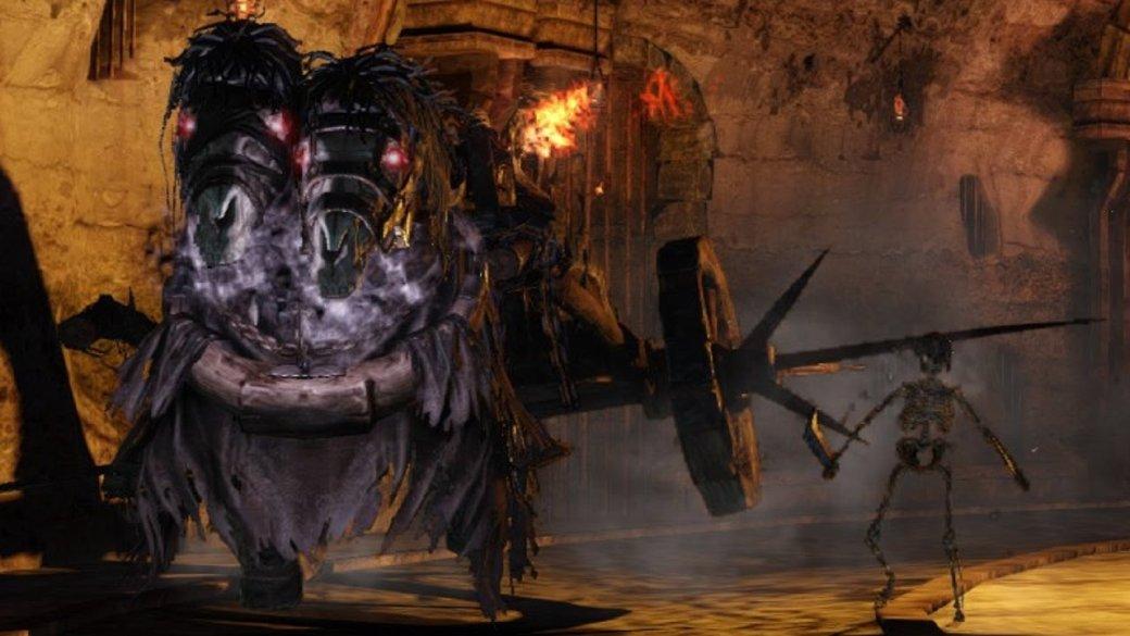Почему Dark Souls 2— вовсе нехудшая игра всерии. - Изображение 8