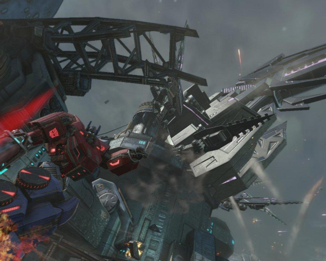Рецензия на Transformers: Fall of Cybertron | Канобу - Изображение 1