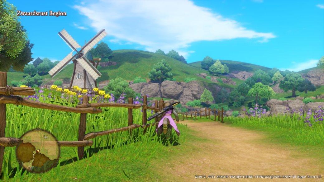 50 невероятно красочных скриншотов Dragon Quest XI | Канобу - Изображение 11536