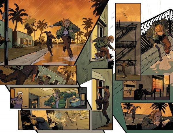 Актер Марк Уолберг займется комиксом об охотнике на пришельцев | Канобу - Изображение 2301