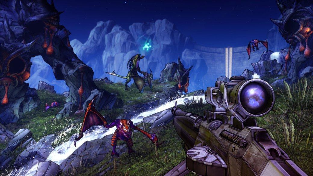Утечка: в Сети появилось несколько концепт-артов трех новых героев Borderlands 3   Канобу - Изображение 12011