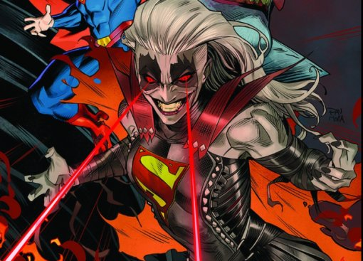 Стало известно еще двое супергероев, кто попал под влияние Бэтмена-Джокера. Среди них Супергерл