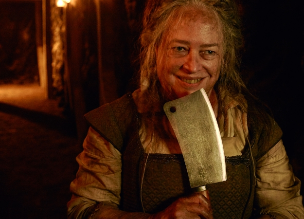 Сара Полсон, Эван Питерс иКэти Бэйтс вернутся в8 сезоне «Американской истории ужасов». - Изображение 1