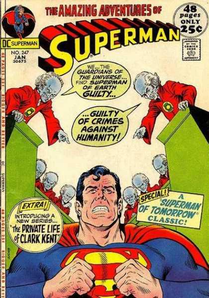 История Супермена иэволюция его образа вкомиксах   Канобу - Изображение 9406