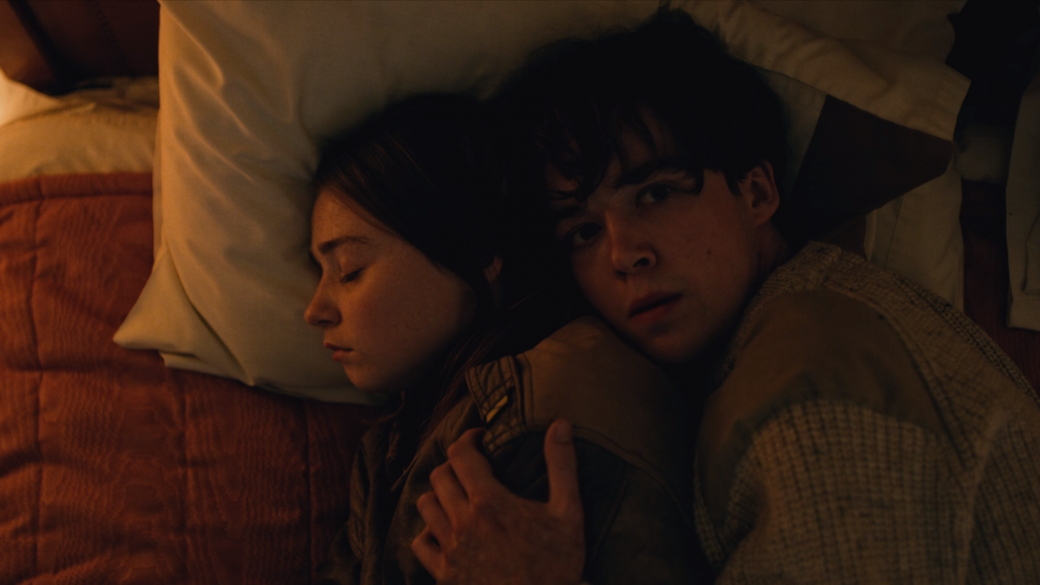 Рецензия на сериал The End of the F***ing World от Netflix. - Изображение 5