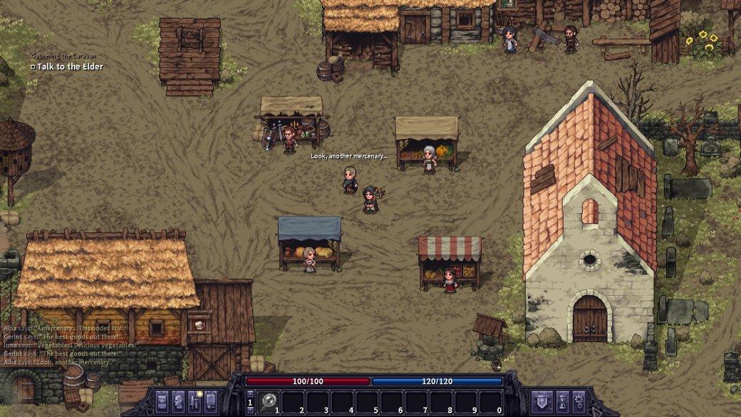 Обзор Stoneshard— многообещающая RPG про фэнтезийный мир, страдания иболь. Стоитли покупать ее? | Канобу - Изображение 6999