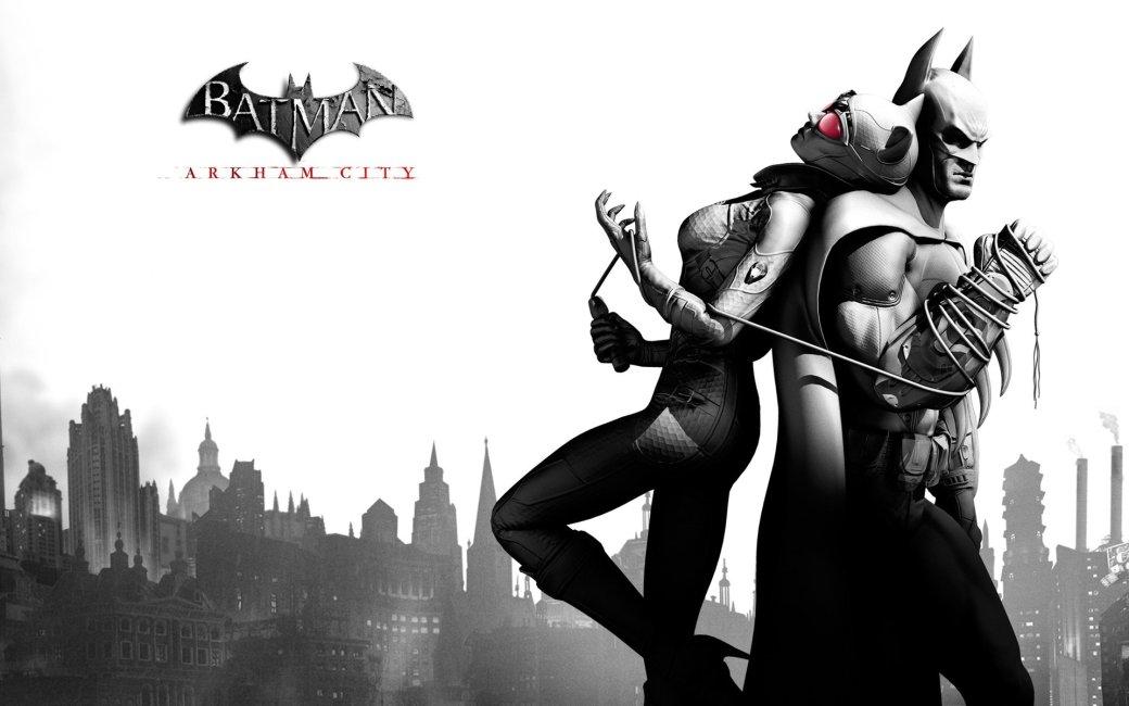 Сравнение графики Batman: Return to Arkham с оригинальными играми   Канобу - Изображение 11295