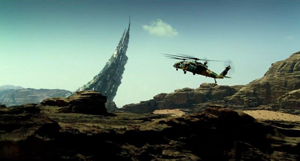 38 неудобных вопросов к фильму «Трансформеры: Последний рыцарь» | Канобу - Изображение 16