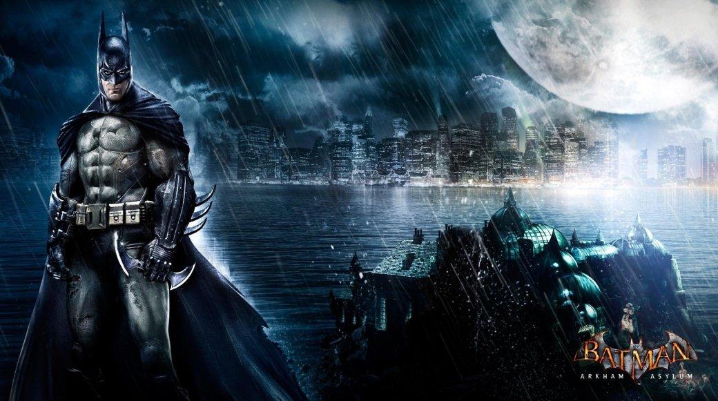 Сравнение графики Batman: Return to Arkham с оригинальными играми | Канобу - Изображение 1