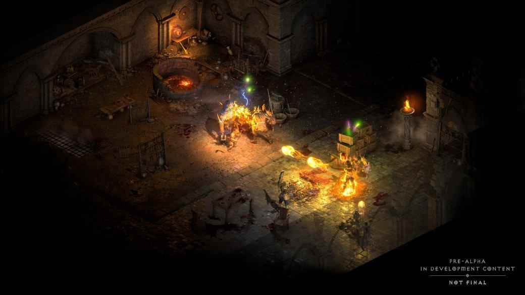 Предварительный обзор Diablo 2: Resurrected (2021), впечатления от ремастера Диабло 2 | Канобу - Изображение 4797