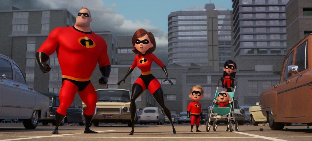 «Суперсемейка 2»— отличный сиквел супергеройского шедевра Pixar. - Изображение 1